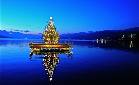 Stiller Advent am Wörthersee
